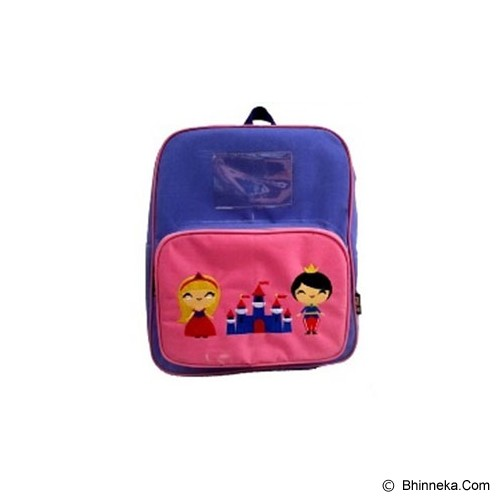 DE'RICH Tas Travel Anak Bordir Princess [TTAB] - Tas Anak